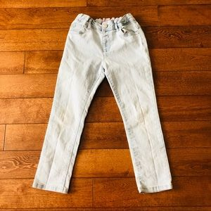 Stretchy jeans for 5T